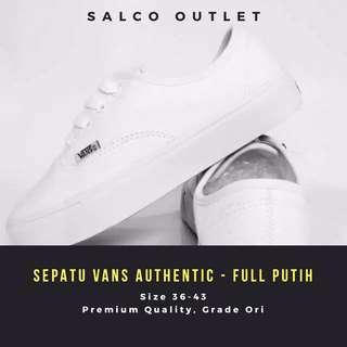 Sepatu Vans Authentic FULL Color