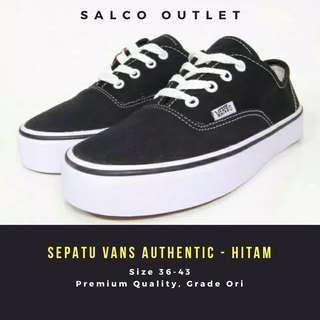 Sepatu Vans Authentic Based On Color