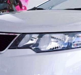 Sales! Kia Koup / Forte Head lights
