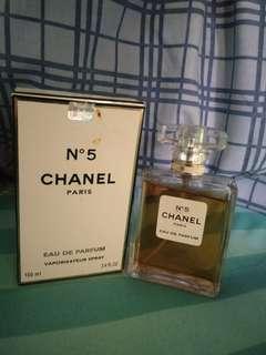 Parfum chane no 5
