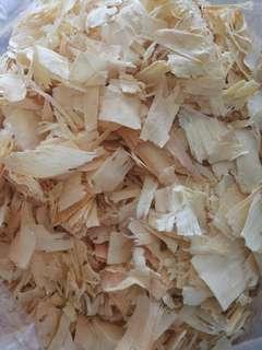 Premium pine wood shavings
