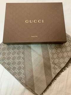 💯 Genuine Gucci Scarf