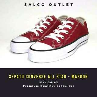 Sepatu Converse All Star Based On Color
