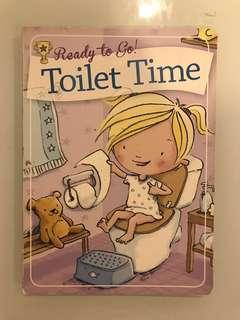 🚚 Toilet time - for girls