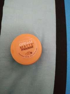 Maybelline foundation dream matte mousse original