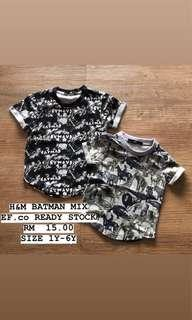 H&M boy shirt Available size 1Y-6Y