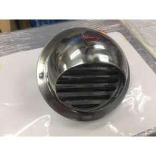 6 Inch Cooker Hood Ducting Cap(304 Stainless Steel)NEW