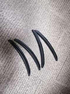 CF wheel fender