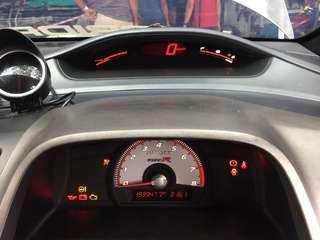 Honda Civic fd custom meter