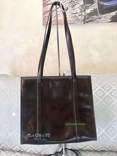 Original Preloved Vintage Prada Shoulder Bag