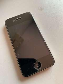 iPhone 4s 16GB Black (fast deal)