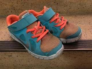 🚚 Nike 童鞋 19cm 20cm 兩雙合售 Air Force 1 running Two-pair sale 標價200+超取運費60 $260