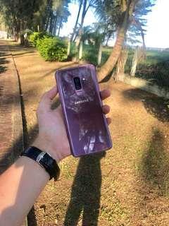 Samsung Galaxy S9 Plus 64GB Purple MYset