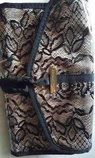 cosmetic pouches in fashion design