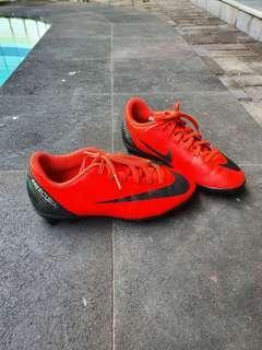 Sepatu Bola Anak Nike Mercurial CR7 ORIGINAL