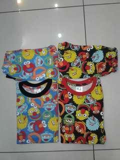 Baju tidur kanak kanak