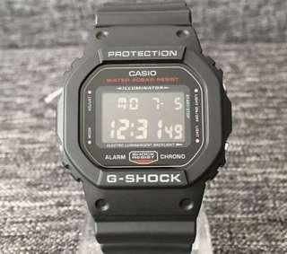 GSHOCK DW5600 Limited