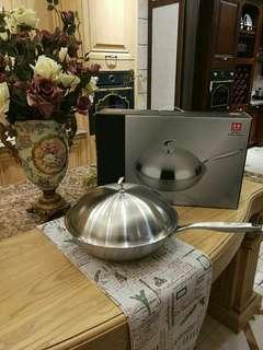 🚚 雙立人五層不鏽鋼三四公分鍋!