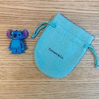 全新 Tiffany & Co. 絨布袋 (經典Tiffany Blue色)