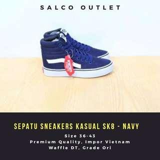 Sepatu Sneaker Kasual Sk8 Hi Based On Color