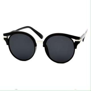 Sunglasses Round Frame
