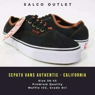 Sepatu Vans Authentic California