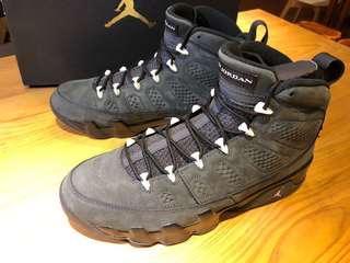 🚚 Air Jordan 9 retro 30 週年US10 9.5新 買此標送全新 sneaker mob 收藏盒一個 價值580