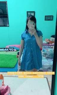 Inspired dress