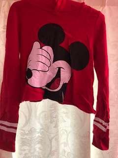 Mickey's Croptop