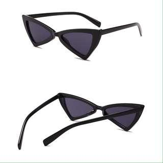 Sunglasses Triangle Black