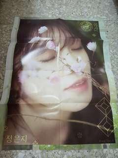 Apink Eunji poster