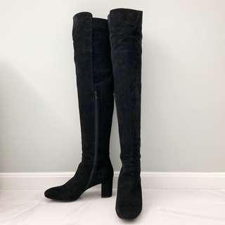 Joy & Peace Thigh Long Boots