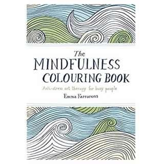 🚚 The Mindfulness Colouring Book