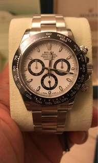 勞力士Rolex Daytona 116500🐼full set