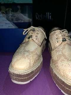 Rotelli platform shoes 39