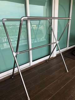 [Sales] X-Shape Clothes Drying Rack