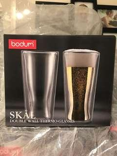 Bodum SKAL Double Wall Thermo glasses 保溫玻璃杯