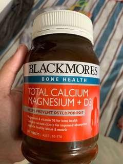 Blackmores 鈣片