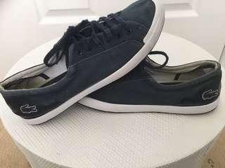 Size 7 la coste sneakers