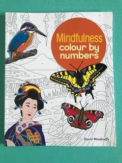 🚚 Colour by Number: Mindfulness