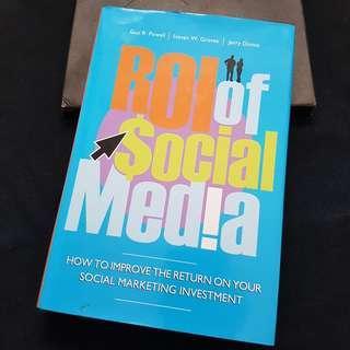 ROI on Social Media