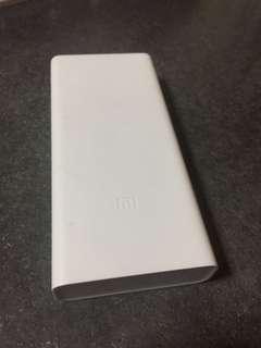 Xiaomi Powerbank 20000 mAh