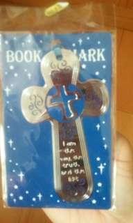 Crucifix bookmark
