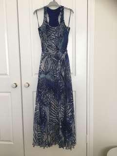 Size 6 Portmans maxi dress