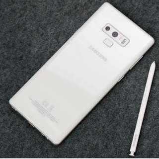 Samsung Galaxy Note 9 - White