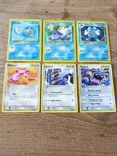 Pokemon Cards (Rare Holo Set)