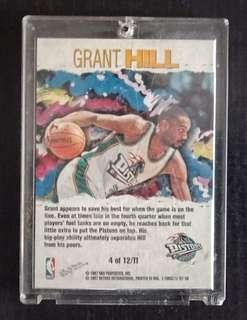 1997-1998 Basketball Card (MINT CONDITION)