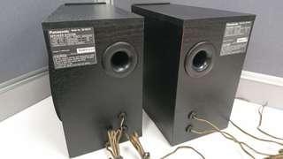 Panasonic SC-PM147 喇叭組 及 附件