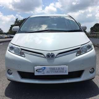 Toyota Previa 2.4 Super Deluxe 7-seater with Moonroof (A) Auto