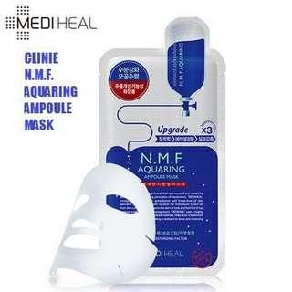 🆕Authentic Mediheal NMF Aquaring Ampoule Mask